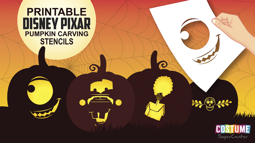 Free Printable Pumpkin Carving Stencils