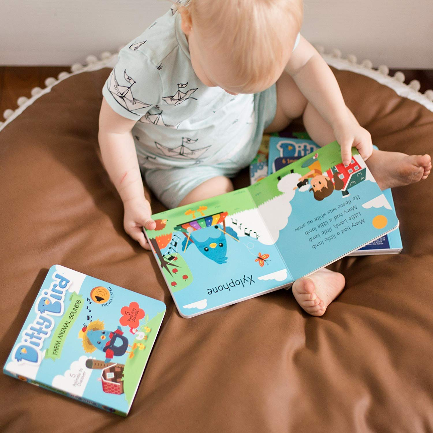 book gift guide for toddlers