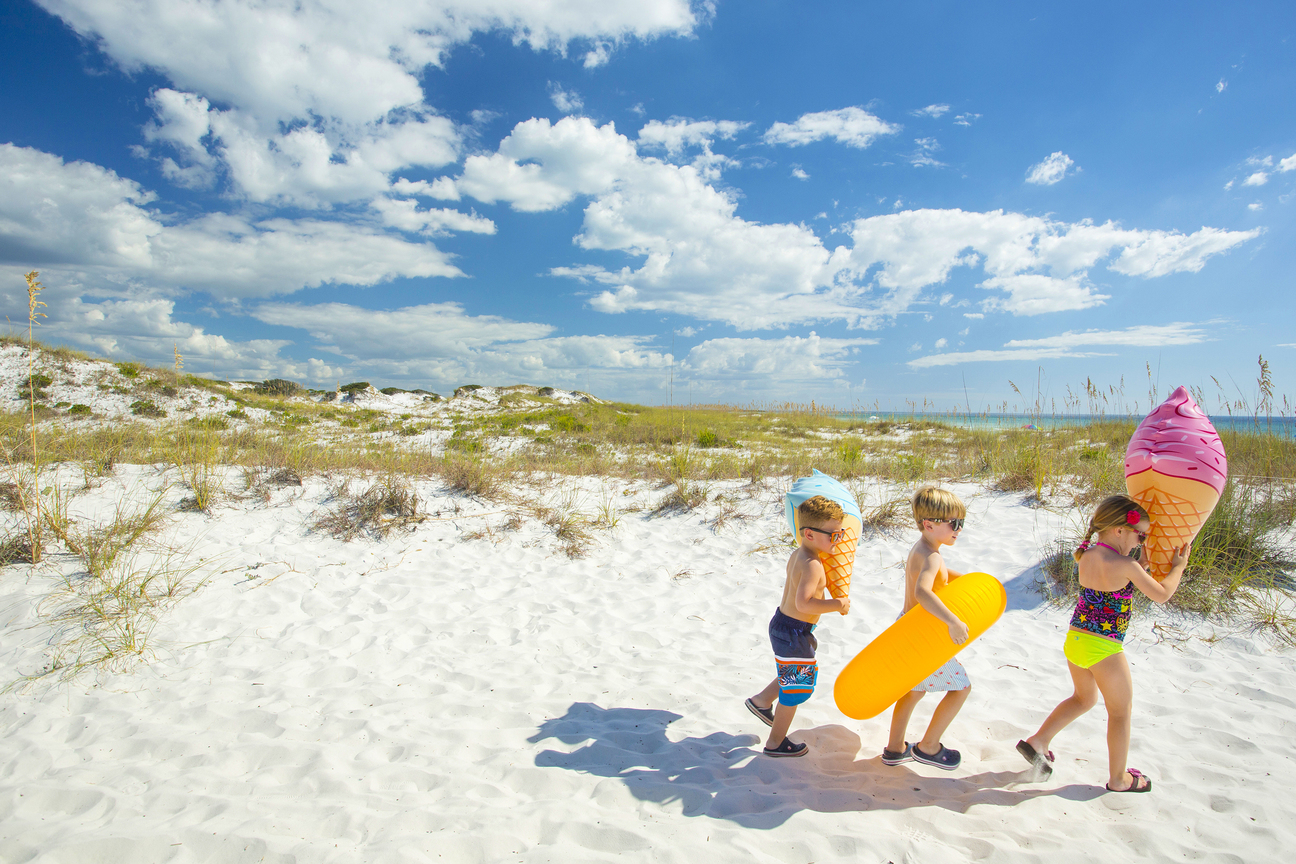 Raise Your Vacation Game in Panama City Beach