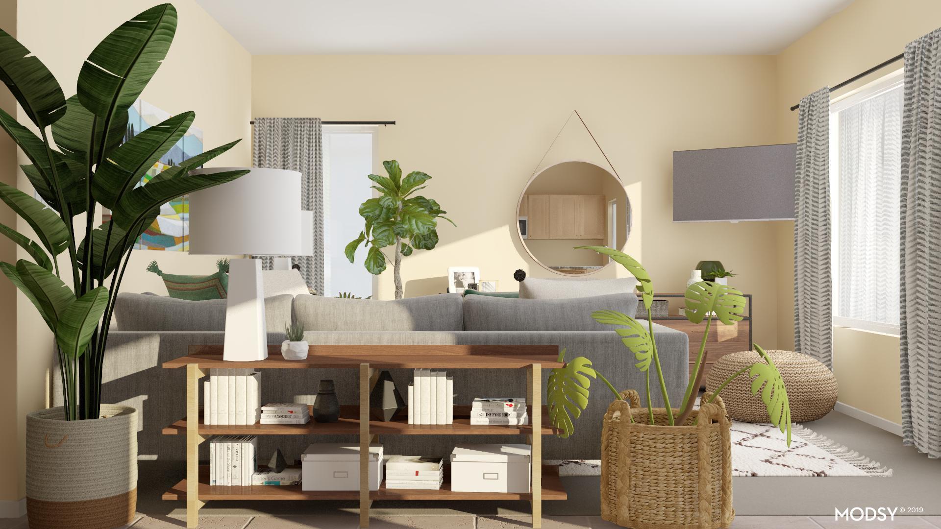 Modsy Living Room Design 1