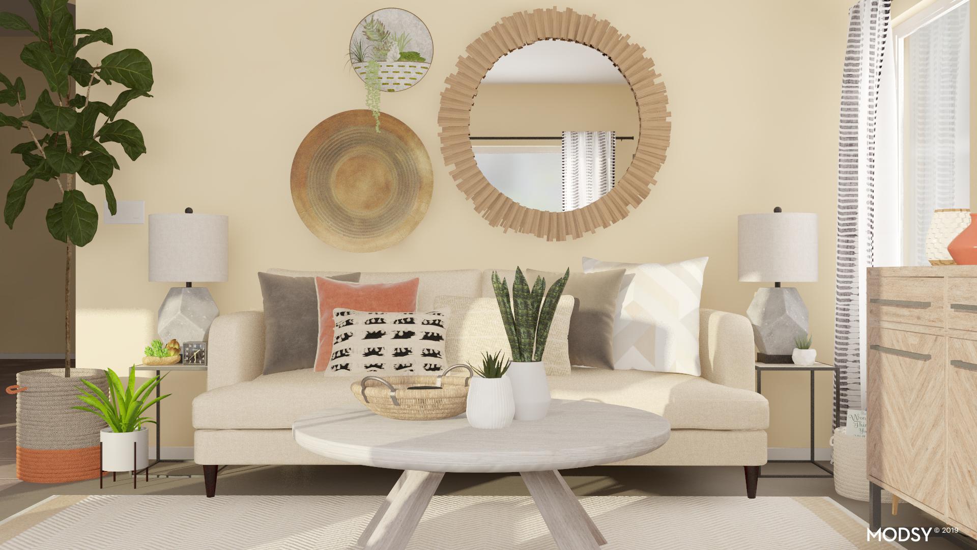 Modsy Living Room Design 2