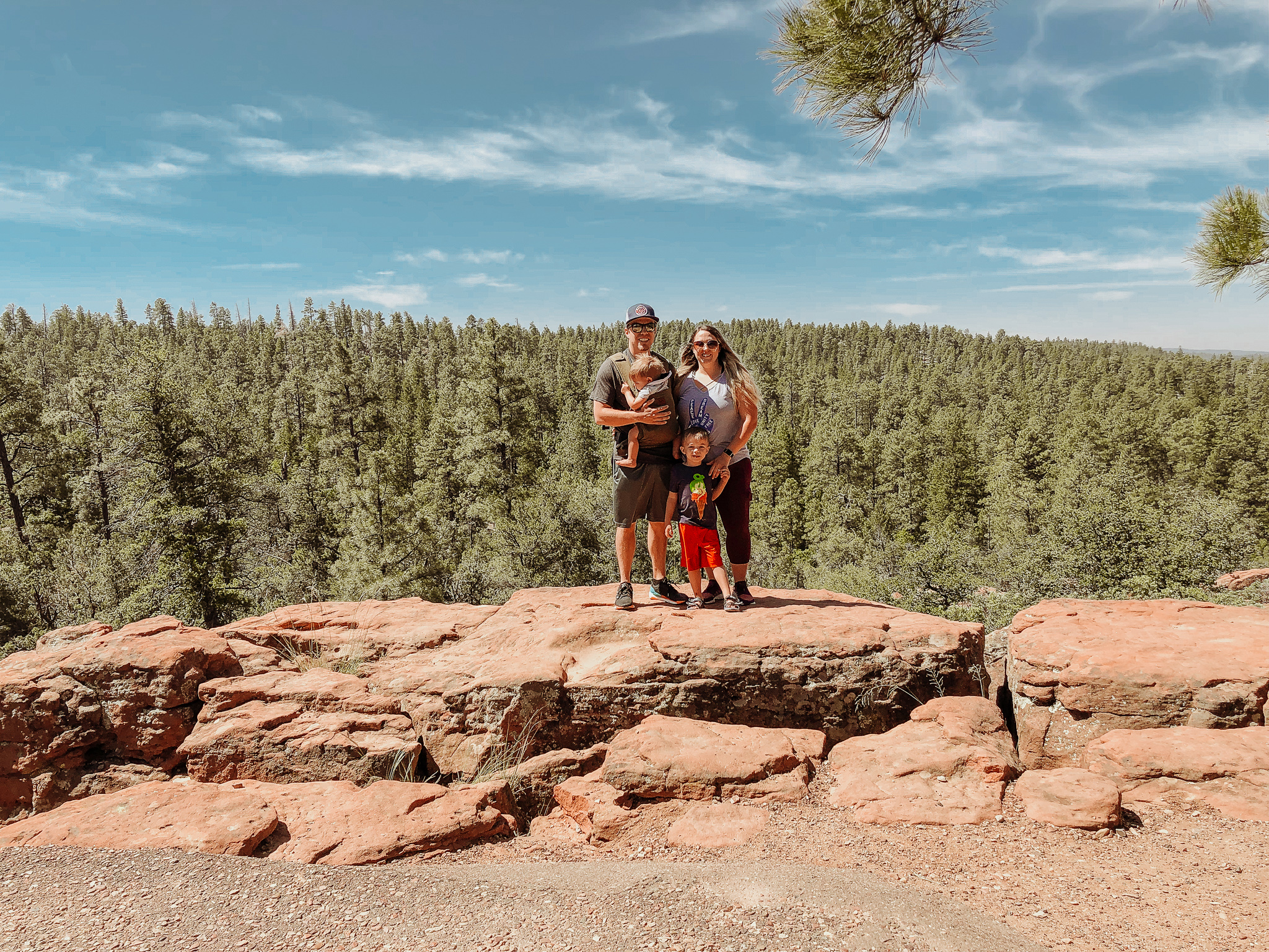 Arizona White Mountains