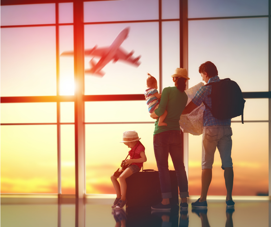 traveling with your kids