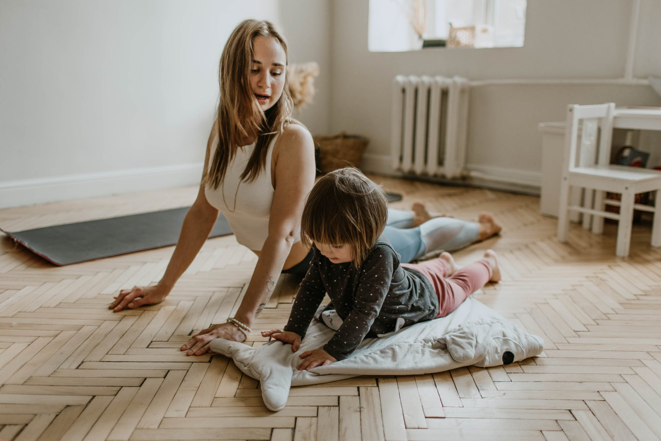 Exercise as a Busy Mom