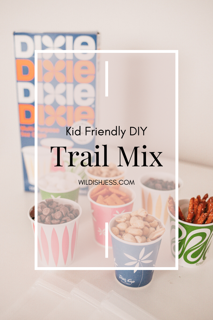 Kid-Friendly DIY Trail Mix